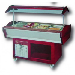 BUFFET TOPCOLD REFRIGERE SALAD BAR COLD C155