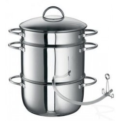 EXTRACTEUR DE JUS ROHE RAVENNA INDUCTION Ø 25cm 7L