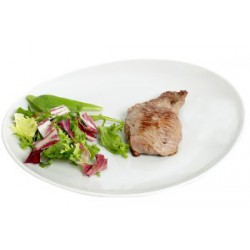 ASSIETTE A STEAK PORCELAINE TIVOLI SATURNIA 30,5cm