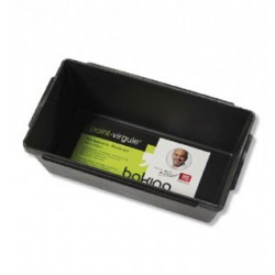FORME A PAIN BAKING ECO 600gr POLYMERE 105x210x75-