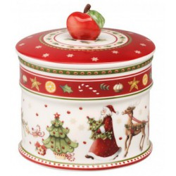 BONBONNIERE VILLEROY WINTER BAKERY DELIGHT 12x11cm