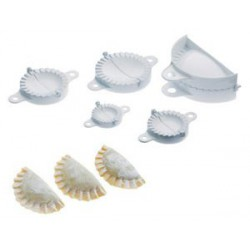 FORME A RAVIOLI CALZONE CHAUSSON - 5 TAILLES