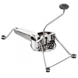 MOULIN A JULIENNE & FROMAGE INOX 3 DISQUES