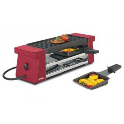 APPAREIL A RACLETTE SPRING 2 COMPACT ROUGE