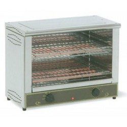 TOASTER ROLLER GRILL 2 ETAGES RST 2270 4,8 KW TRI