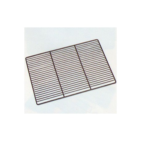 GRILLE CHROMEE 600x400 mm MATFER CHOC *LOT DE 5*