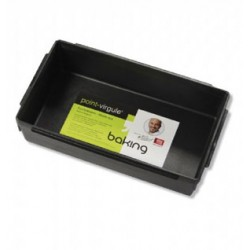 FORME A PAIN BAKING ECO 800gr POLYMERE 135x240x60H