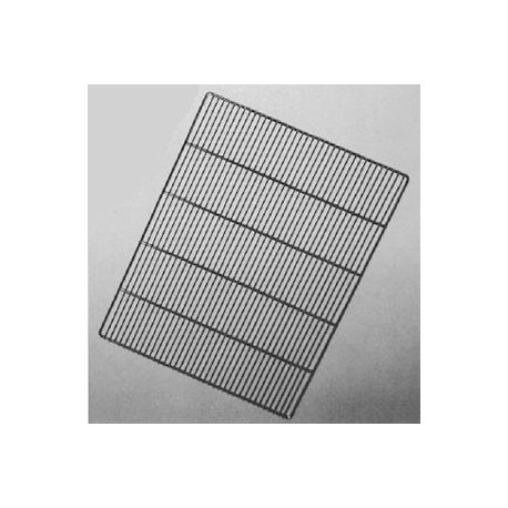 GRILLE CHROMEE 600x400 mm 60/40 AFI 146