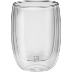VERRE ZWILLING SORRENTO DOUBLE PAROI CAFE 20cl