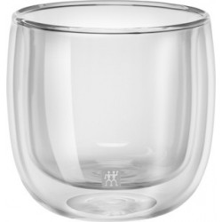 VERRE ZWILLING SORRENTO DOUBLE PAROI THE 24cl