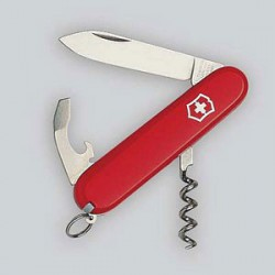 CANIF VICTORINOX ARMEE SUISSE 84mm 9F. WAITER