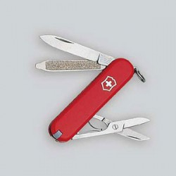 CANIF VICTORINOX 58mm ROUGE 7F. CLASSIC      06223