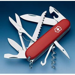 CANIF VICTORINOX OFFICIER 91mm 15F. HUNSTMAN 13713