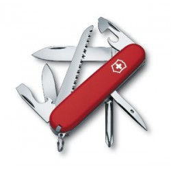 CANIF VICTORINOX OFFICIER 91mm 13F. HIKER RED