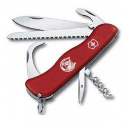 CANIF VICTORINOX EQUESTRIAN 111mm ROUGE 0.8883