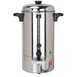 MACHINE A CAFE HENDI PERCOLATEUR 40 TASSES INOX 6L